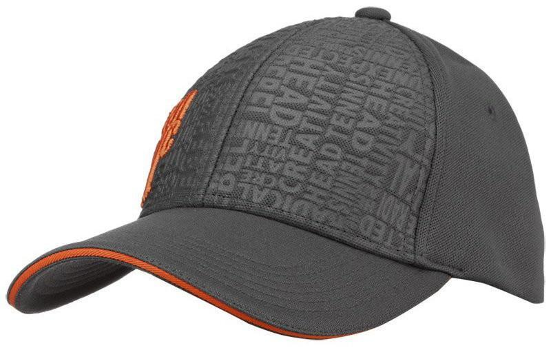 Теннисная кепка Head Radical Cap grey