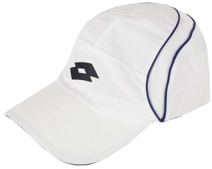 Теннисная кепка Lotto Ace II white/navy