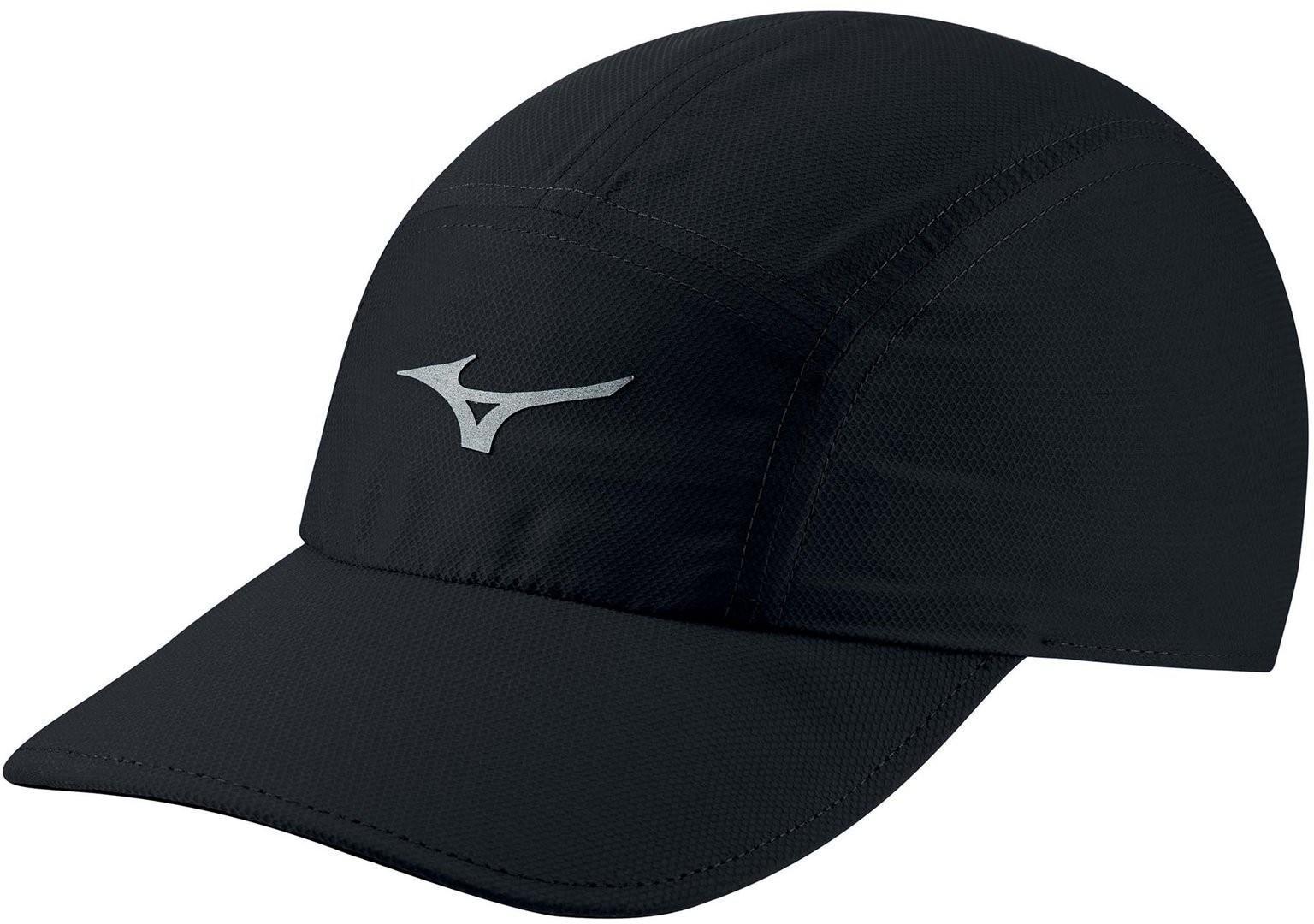 Теннисная кепка Mizuno Drylite Cap black