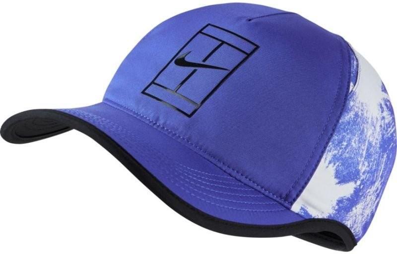 Теннисная кепка Nike Aerobill GS Cap paramount blue