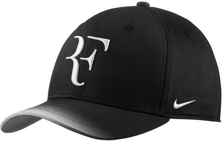 Теннисная кепка Nike RF U Aerobill CLC99 Cap black/flint grey