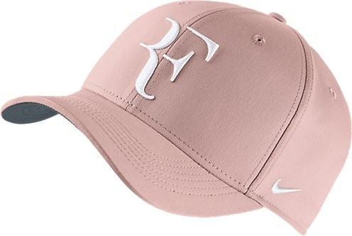 Теннисная кепка Nike RF U Aerobill CLC99 Cap sunset tint