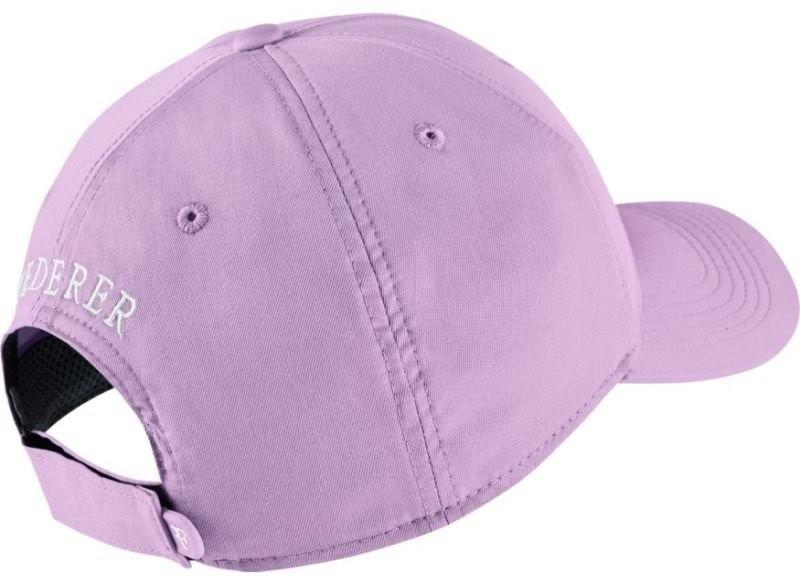 Теннисная кепка Nike RF U Aerobill CLC99 Cap violet mist/flint grey/white
