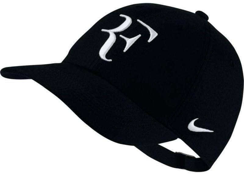 Теннисная кепка Nike RF U Aerobill H86 Cap black/white