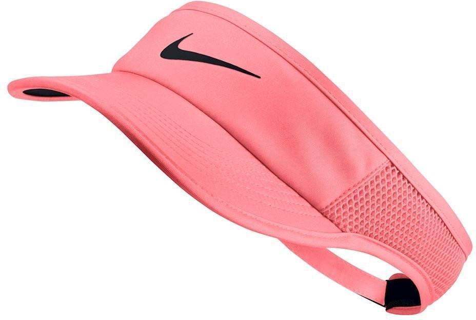 Козырек Nike Aerobill Feather Light Visor lava glow