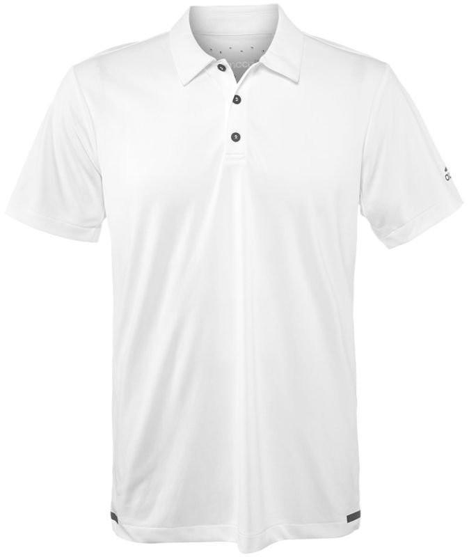 Теннисная футболка мужская adidas Uncontrol Climachil Polo white/black поло