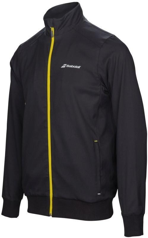 Кофта мужская Babolat Core Club Jacket Men black