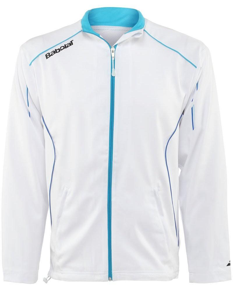 Куртка мужская Babolat Jacket Match Core Men white