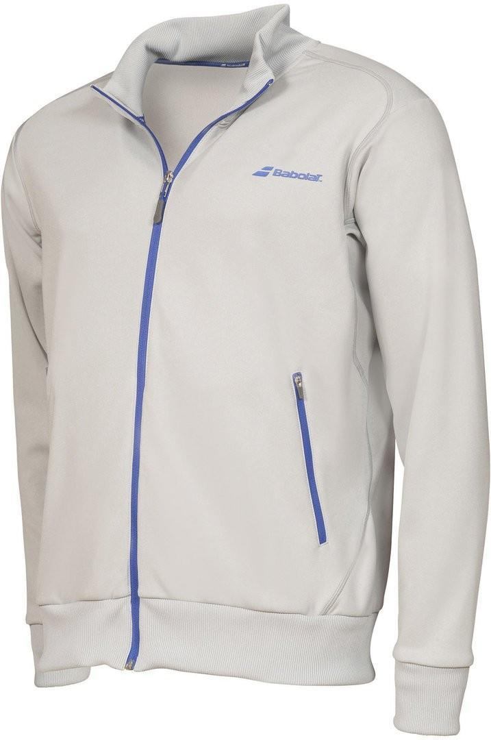 Куртка мужская Babolat Jacket Men Performance grey