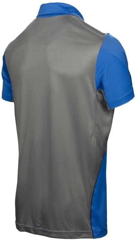 Теннисная футболка мужская Babolat Polo Performance Men nautical blue поло