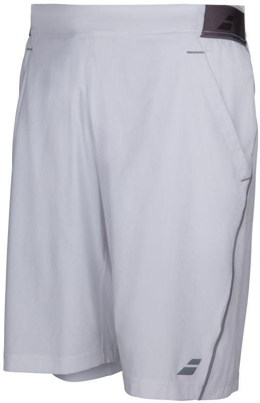 Теннисные шорты мужские  Babolat Performance Short XLong 9 Men white