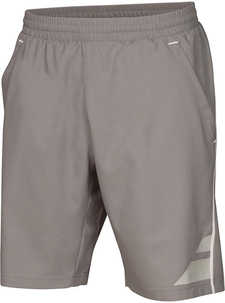 Теннисные шорты мужские  Babolat XLong Short Performance Men steel grey