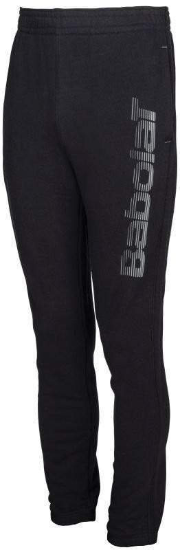 Штаны мужские  Babolat Core Sweat Pant Big Logo Men black