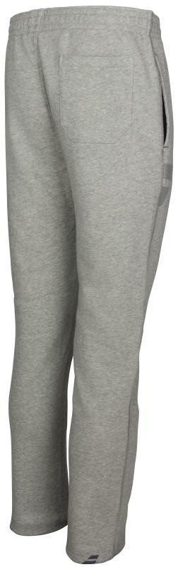 Штаны мужские  Babolat Core Sweat Pant Big Logo Men heather grey