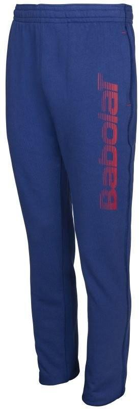 Штаны мужские Babolat Core Sweat Pant Big Logo Men twilight blue