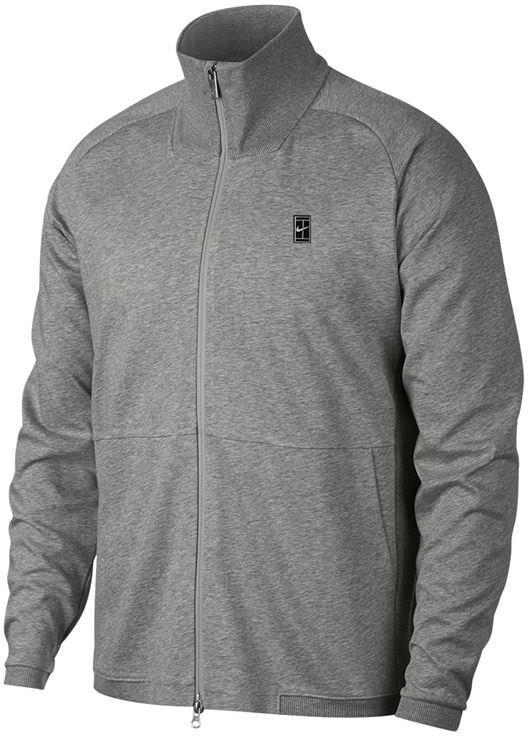 Куртка мужская Nike Court FZ OFFCT Jacket grey