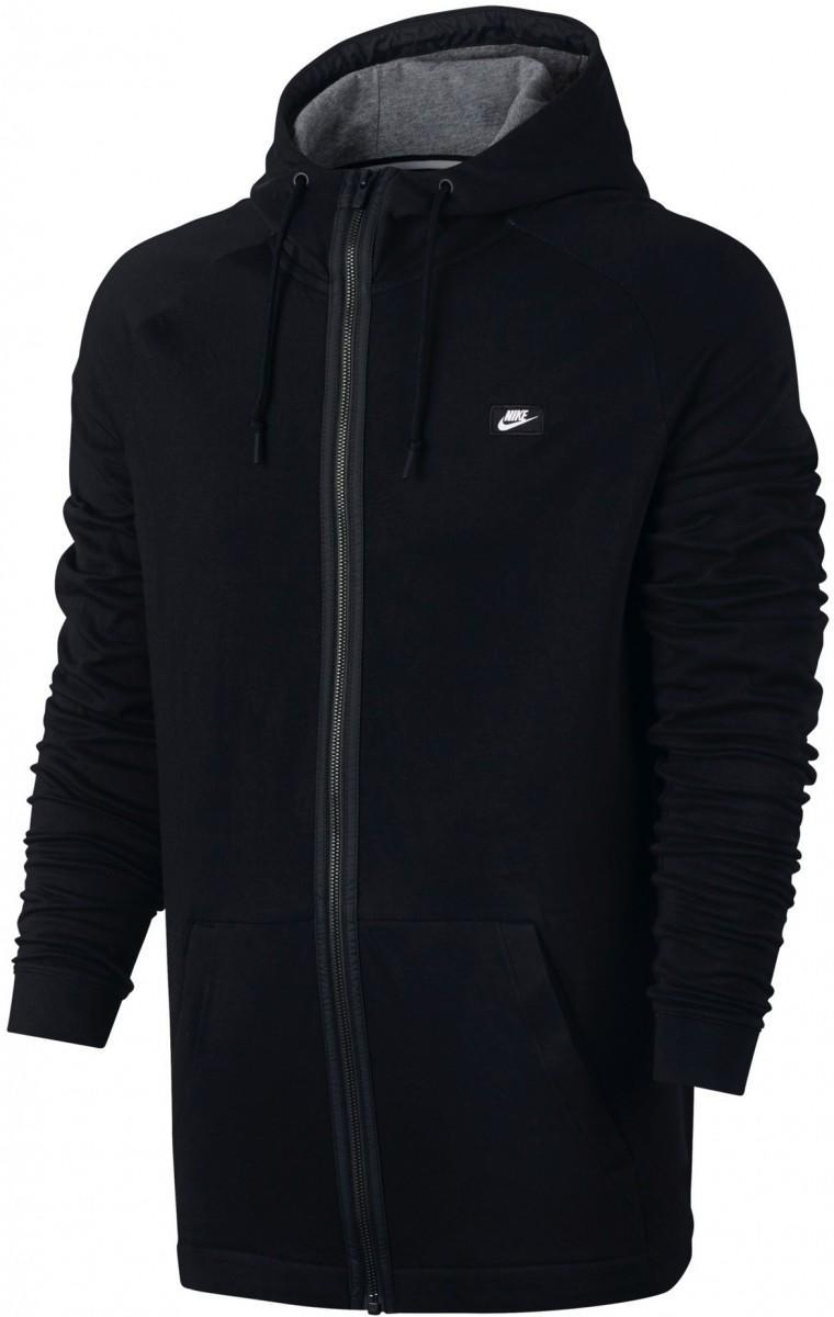 Реглан мужской Nike Men's Modern Full Zip Hoodie Black