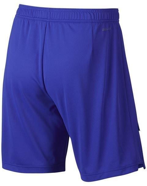 Теннисные шорты мужские Nike Court Dry Basic Short paramount blue/white