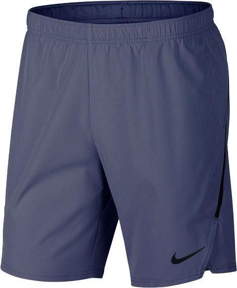 Теннисные шорты мужские Nike Flex Ace 9IN Short blue recall