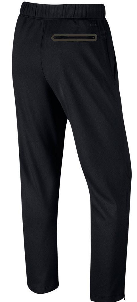 cece13fb Штаны мужские Nike Practice Pant black/white | TennisMaster