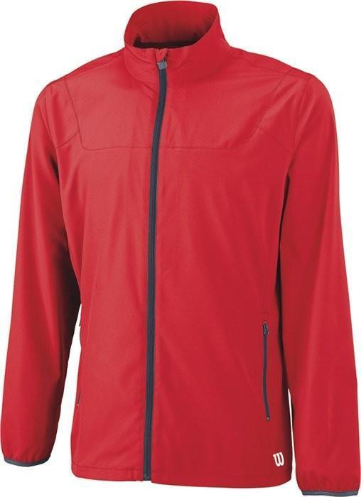 80ad3c73 Куртка мужская Wilson Team Woven Jacket Men wilson red/white ...