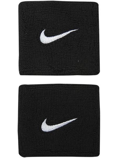 Напульсник Nike Swoosh black/white