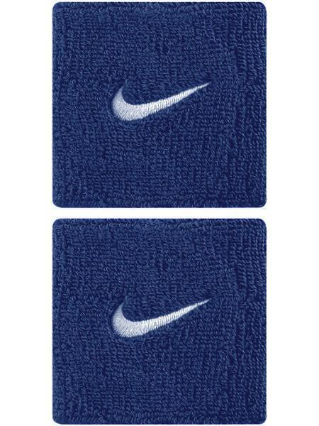 Напульсник Nike Swoosh s royal blue/white