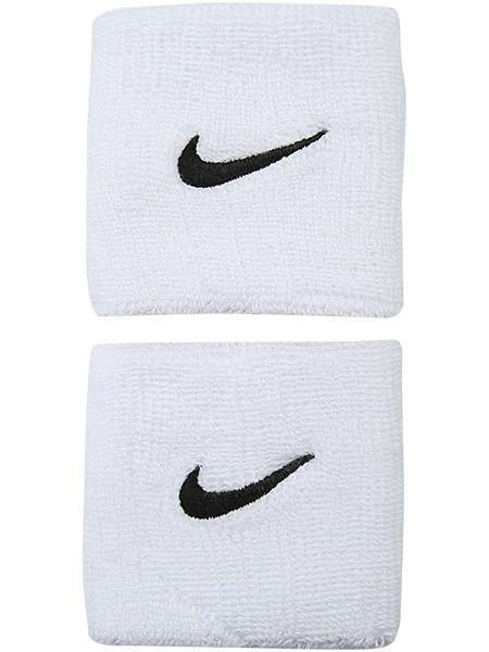 Напульсник Nike Swoosh white/black