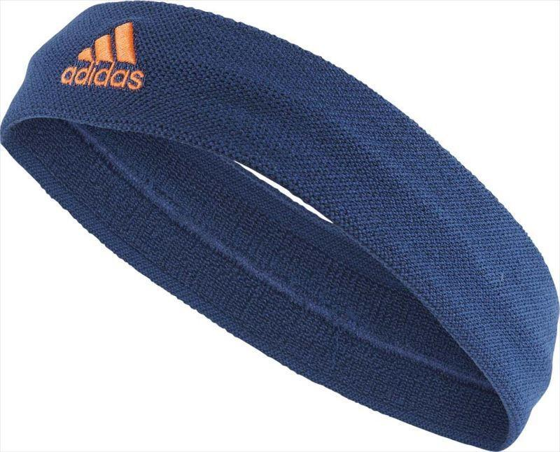 Повязка на голову Adidas Headband Unique navy blue