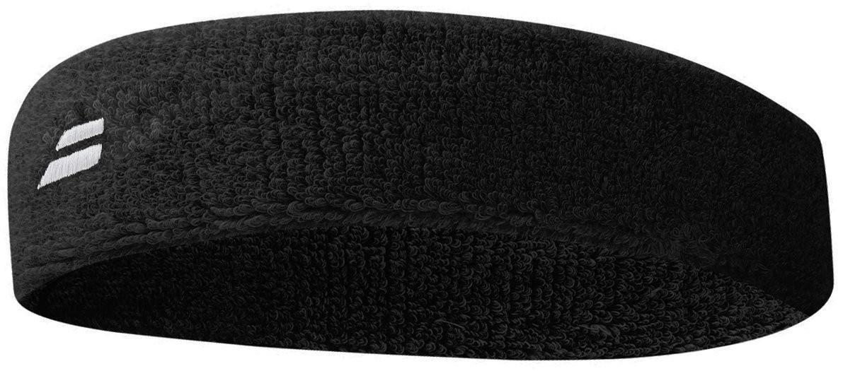 Повязка на голову Babolat Cotton Head black