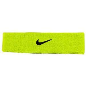 Повязка на голову Nike Swoosh Headband atomic green/black