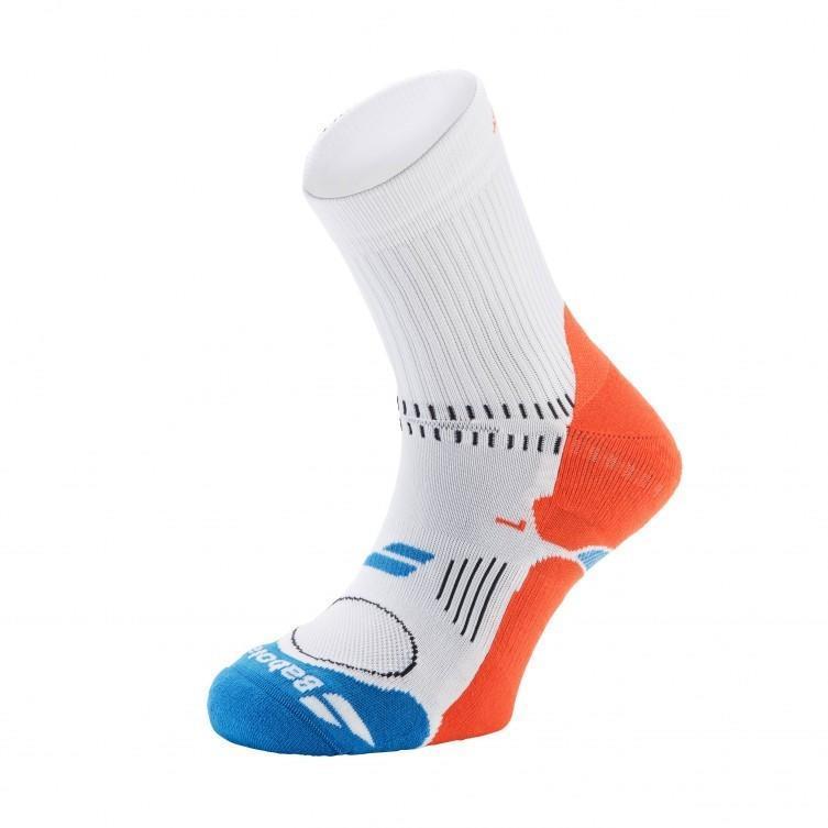Babolat Pro 360 Sock Men 1-pack fluo red