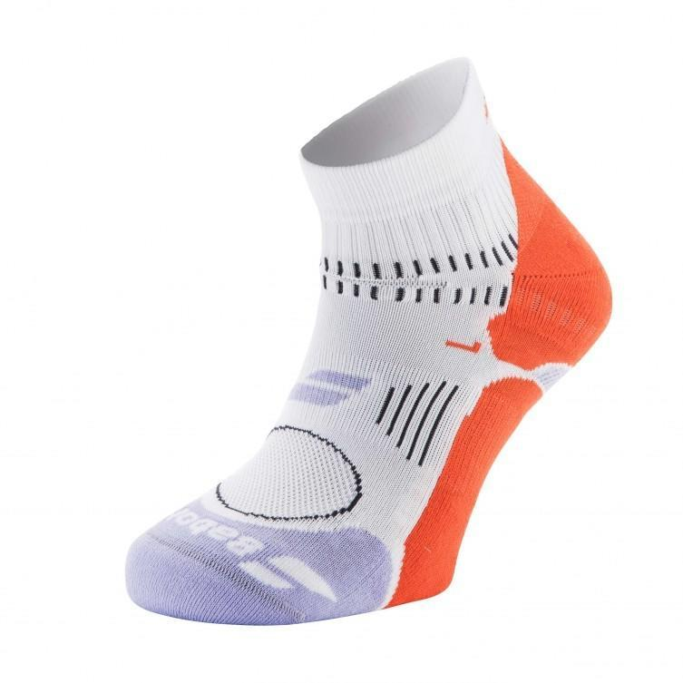 Babolat Pro 360 Sock Women 1-pack fluo red