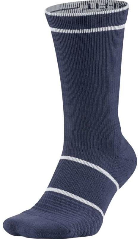 Носки теннисные Nike Court Essential Crew 1 пара blue recall