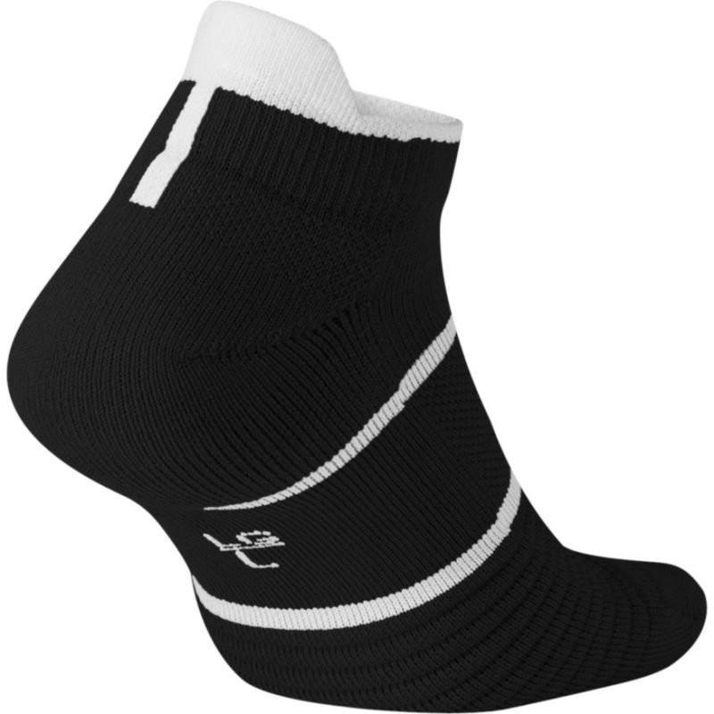 Носки теннисные Nike Court Essential No Show 1 пара black/white