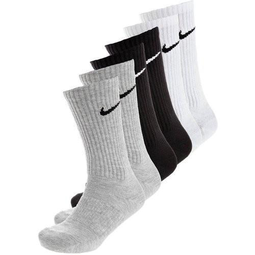 Носки детские Nike Performance Cotton Cushioned Crew New Junior 3-pack/white/black/grey
