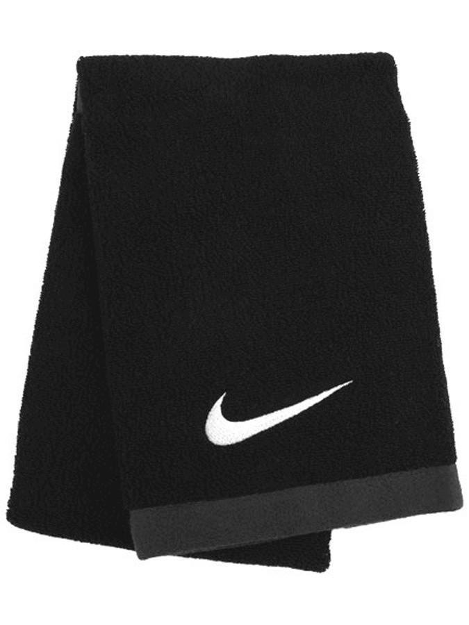 Nike Fundamental Towel Large black/white