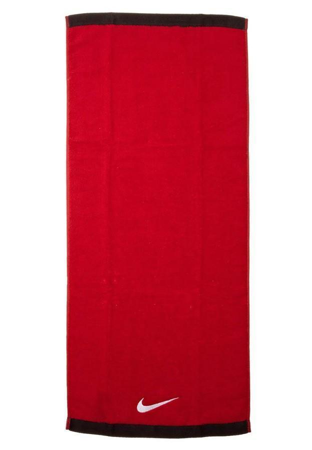 Nike Fundamental Towel Medium red