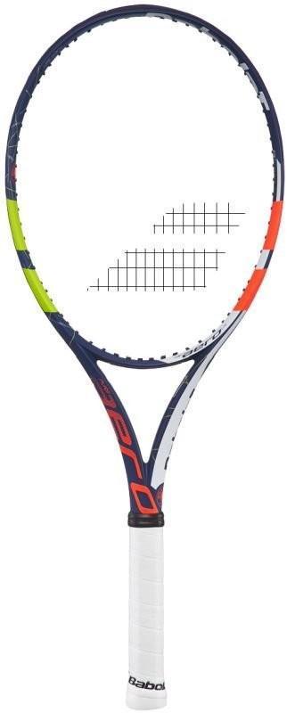 Теннисная ракетка Babolat Pure Aero Lite Roland Garros 2017