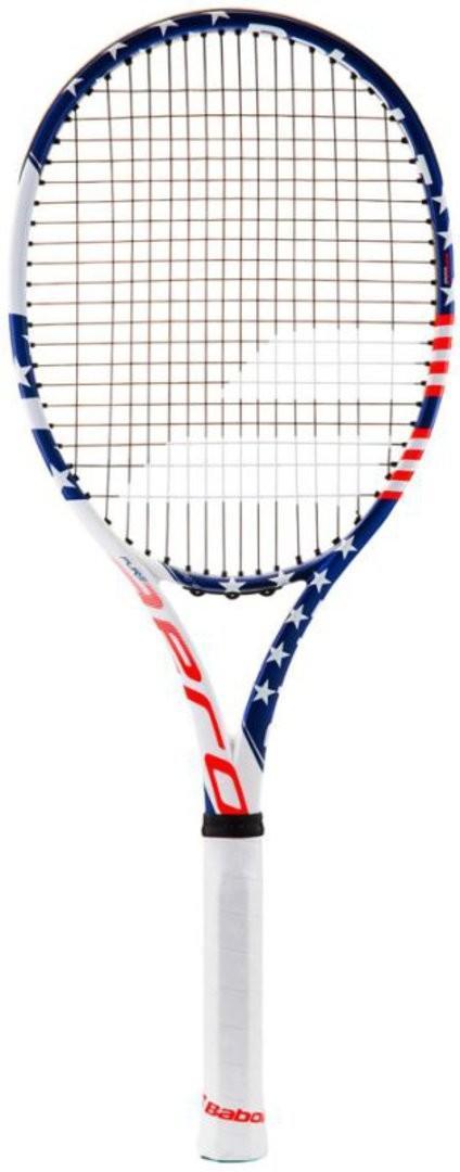 Теннисная ракетка Babolat Pure Aero US Open Stars and Stripes 2016