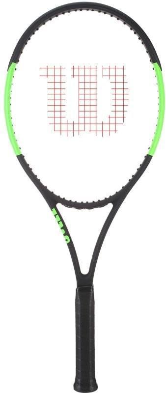 Тенісна ракетка Wilson Blade 104 (18x19)  — 2017