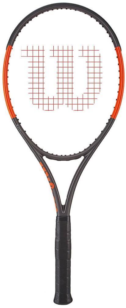 Тенісна ракетка Wilson Burn 100LS 2017