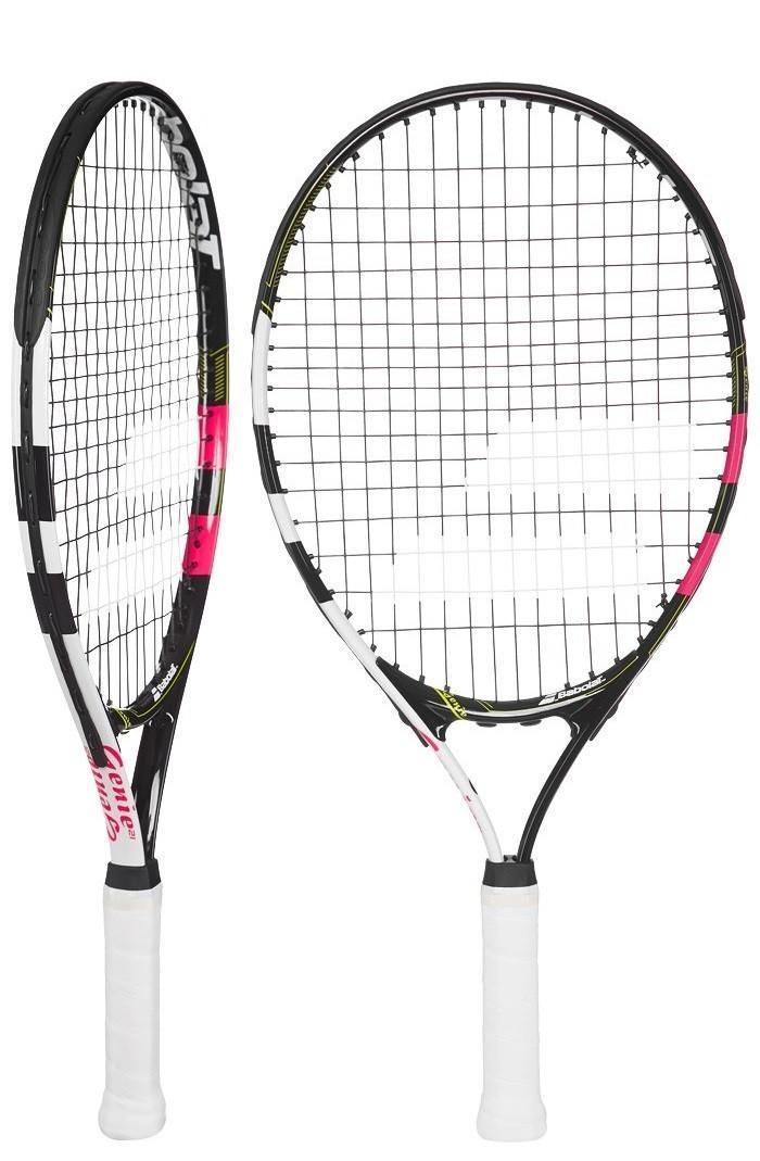 Теннисная ракетка детская Babolat GENIE (21) black/pink
