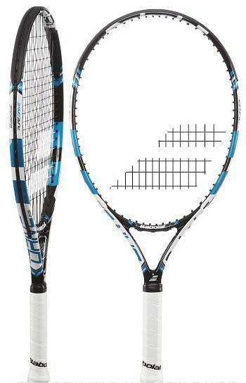 Теннисная ракетка детская Babolat Pure Drive Jr (23) 2015 black/blue