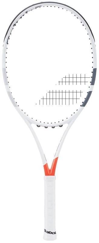 Теннисная ракетка детская Babolat Pure Strike Jr 2017 (26) white