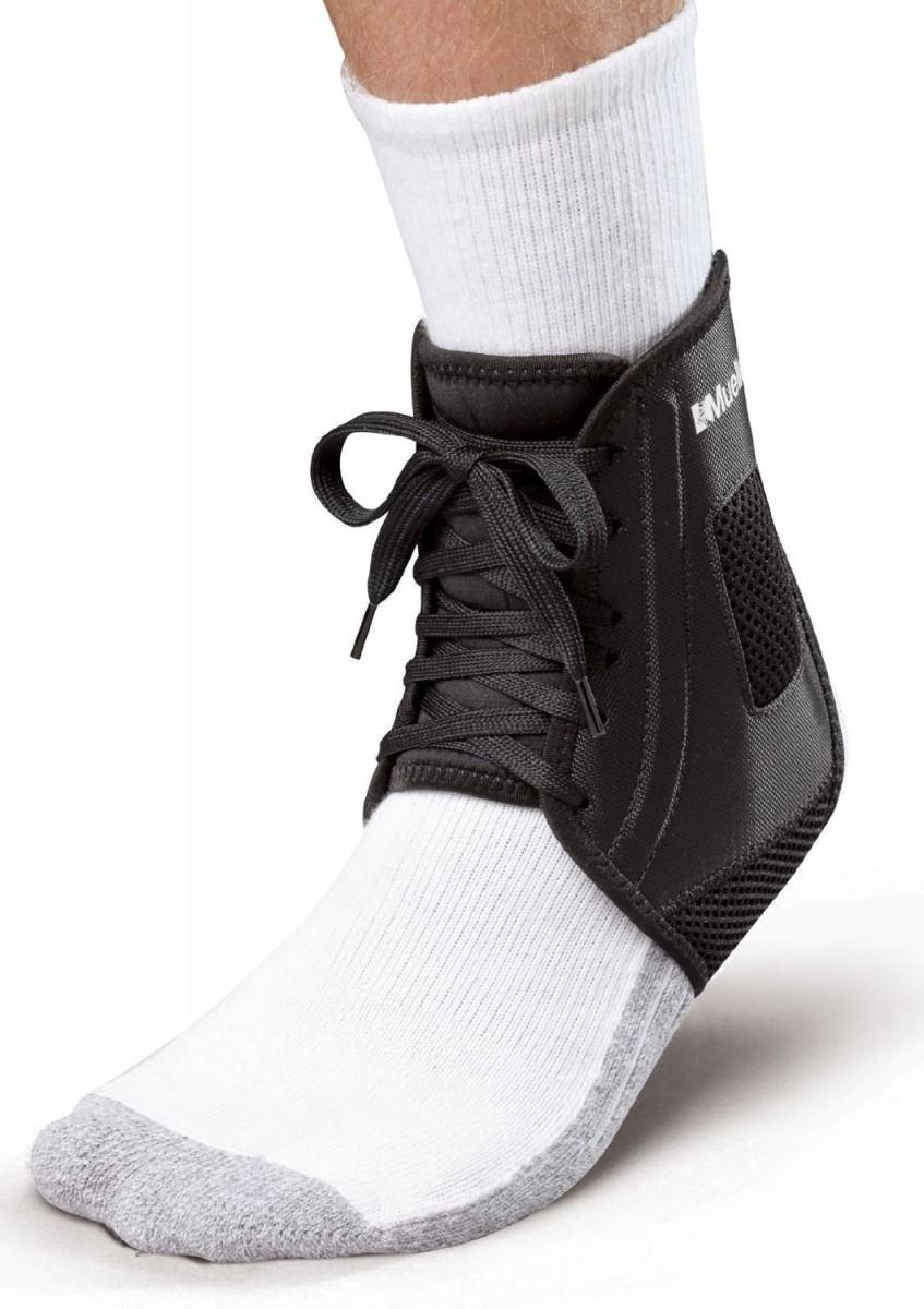 Mueller XLP Ankle Brace Black бандаж
