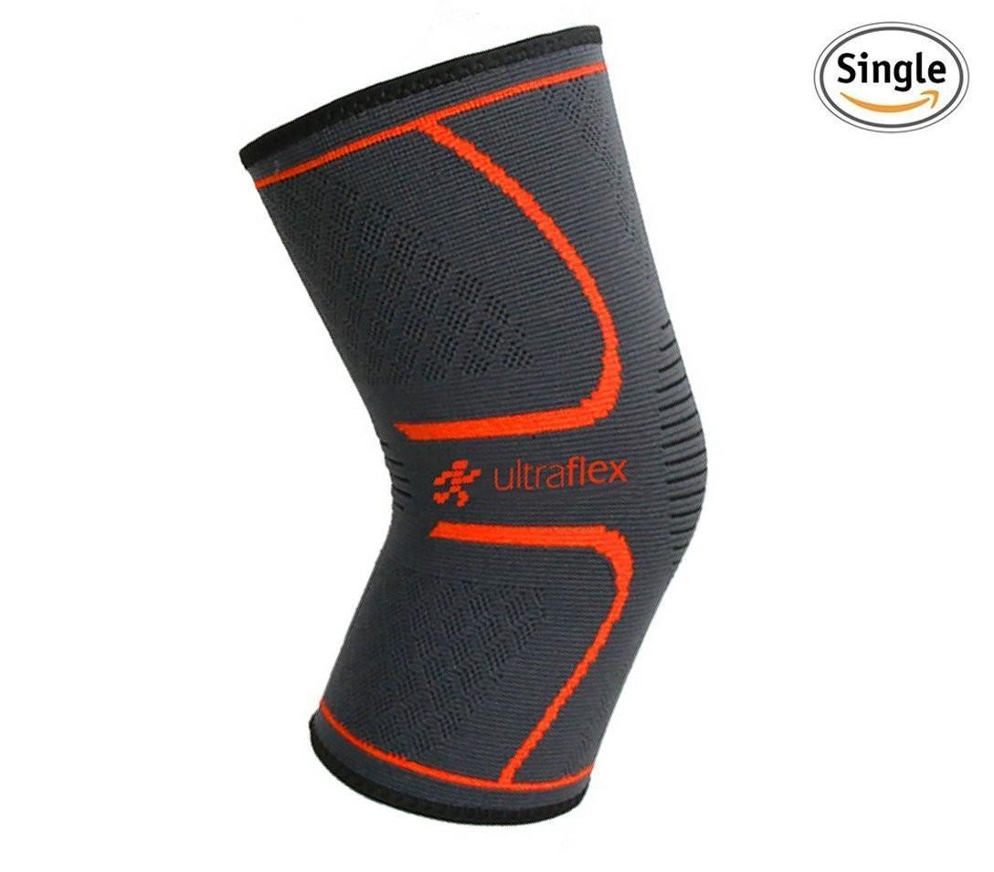 Ultra Flex Athletics Knee Compression Sleeve Support фиксатор колена