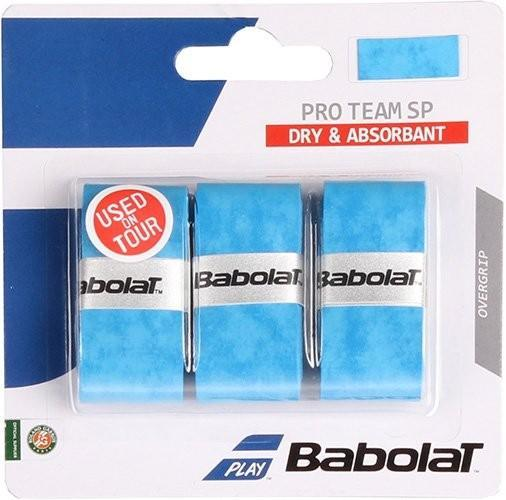 Намотка Babolat Pro Team SP (3 шт.) blue