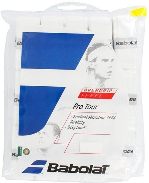 Намотка Babolat Pro Tour (30 шт.) white