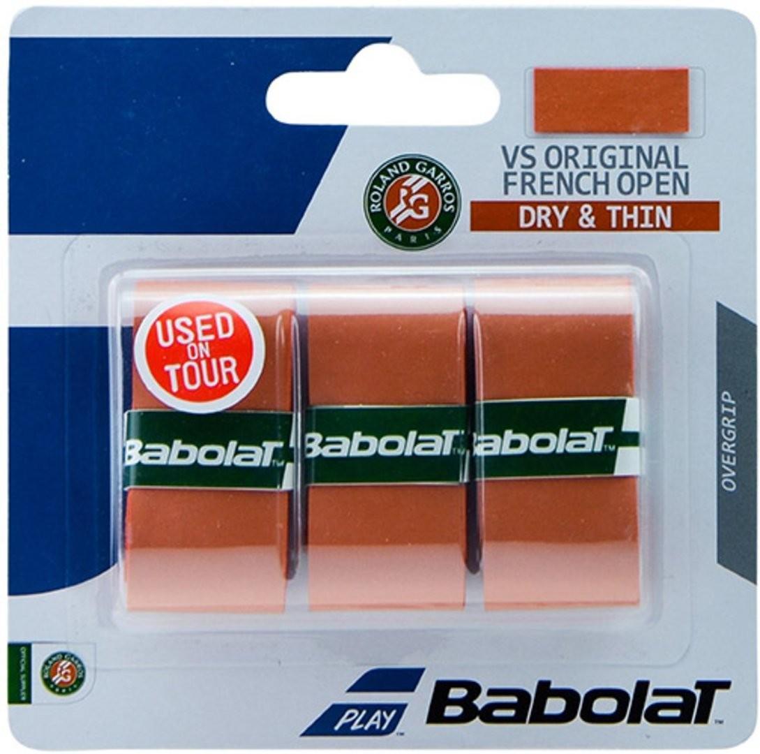 Намотка Babolat VS Grip Original Roland Garros (3 шт.) грунт